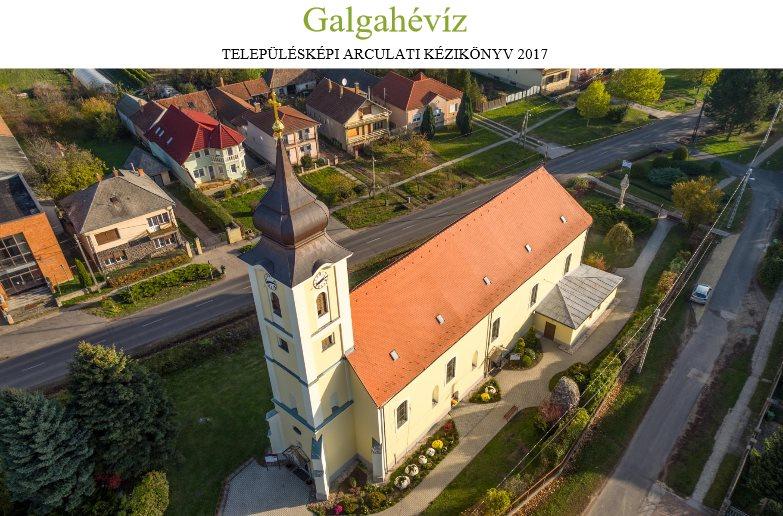 Galgahévíz településképi arculati kézikönyv 2017