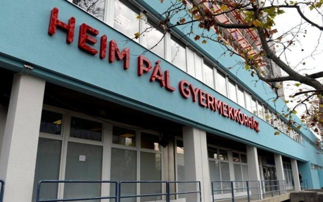 Heim Pál Országos Gyermekgyógyászati Intézet lakossági tájékoztatás