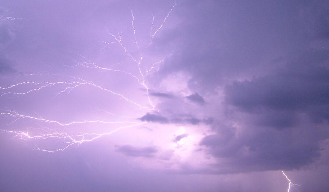 Nyári időjárás veszélyivel kapcsolatos tájékoztató – Heves zivatarok